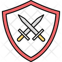 Antivirus Concept Attack Protection Cyber Security Icon