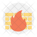 Antivirus Firewall Defender Icon