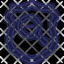 Antivirus Search Icon