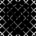 Antivirus Security Shield Icon