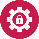 Antivirus Software Privacy Management Security Management Icon