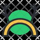 Antler Antlers Headband Icon