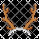 Antlers Deer Horns Animal Antlers Icon
