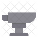 Anvil Construction Tool Icon
