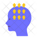 Anxiety Mental Health Disorder Icon