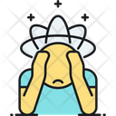 Anxiety Disorder Anxiety Worrisome Icon