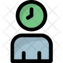Anxious Businessman Icon