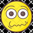 Anxious Emoji Icon