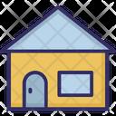 Apartment Family House Home Icon