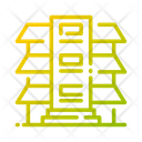 Apartment Residential Building Building Icon