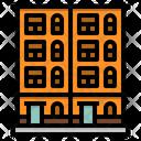 Apartment Flat Residential Icon