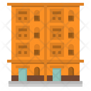 Apartment Flat Residential Icon