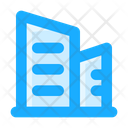 Building Apartment Office Icon
