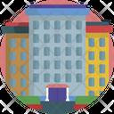 Houses Rental Apartment Icon