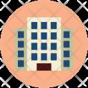 Apartment Lodge Home Icon