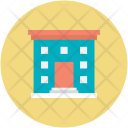 Apartment Home House Icon