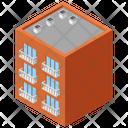 Apartment Block Icon