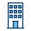 Building House High Rise Icon