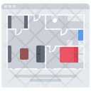 Apartment layout Icon