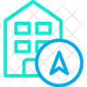 Apartment Navigation Icon