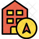 Apartment Navigation Icon