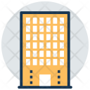 Apartments Flats Trade Icon