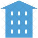 Apartments Building Residential Icon