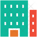 Apartments Residential Building Icon