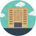 Apartments Flats Building Icon
