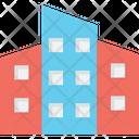 Apartments Building City Building Icon