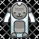 Ape Animal Icon