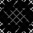 Aperture Mini Aperture Shutter Icon