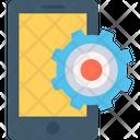 Api App Development Cog Icon