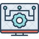 Api Data Api Technology Icon