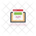 Api Development Web Icon