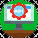 Development Api Coding Icon