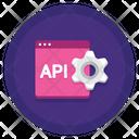 Api Development Programming Icon