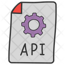 API Configuration Icon