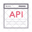 Api Development Webpage Icon