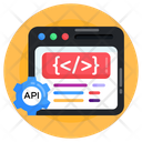 Api Development Icon