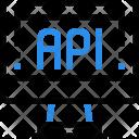 Code Development Api Icon