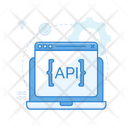 Api Interface Application Programming Interface Web Development Icon