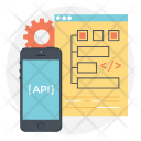 Api Interface Mobile Icon