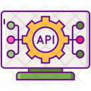 Api Interface Api Interfacce Icon