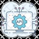 Api Application Programme Interface Software Application Icon
