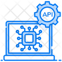 Api Interface App Development Software Application Icon