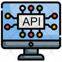 Api Interface Api Cogwheel Icon