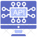 Api Api Interface Cogwheel Icon