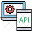 Api Integration Software Icon