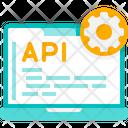 Api Interface Configuration Icon